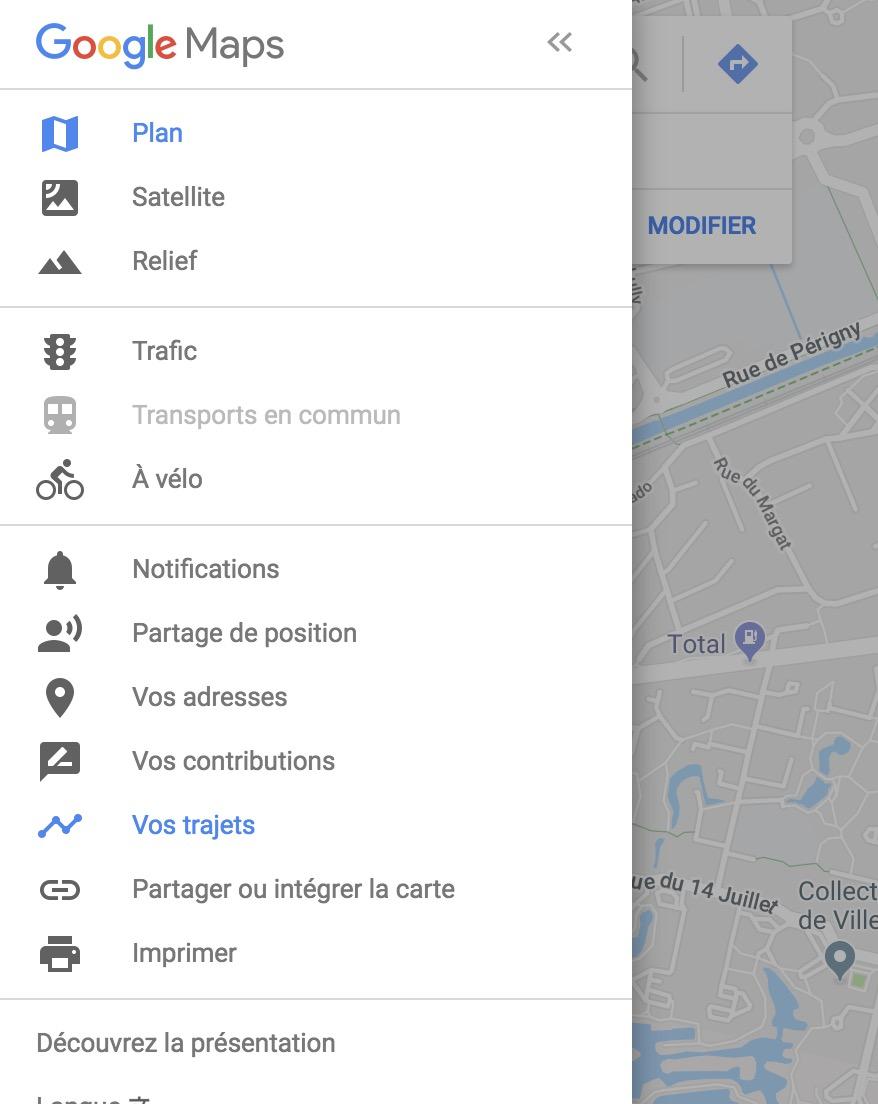 Comment Afficher Et Supprimer Votre Historique Des Positions Google Maps