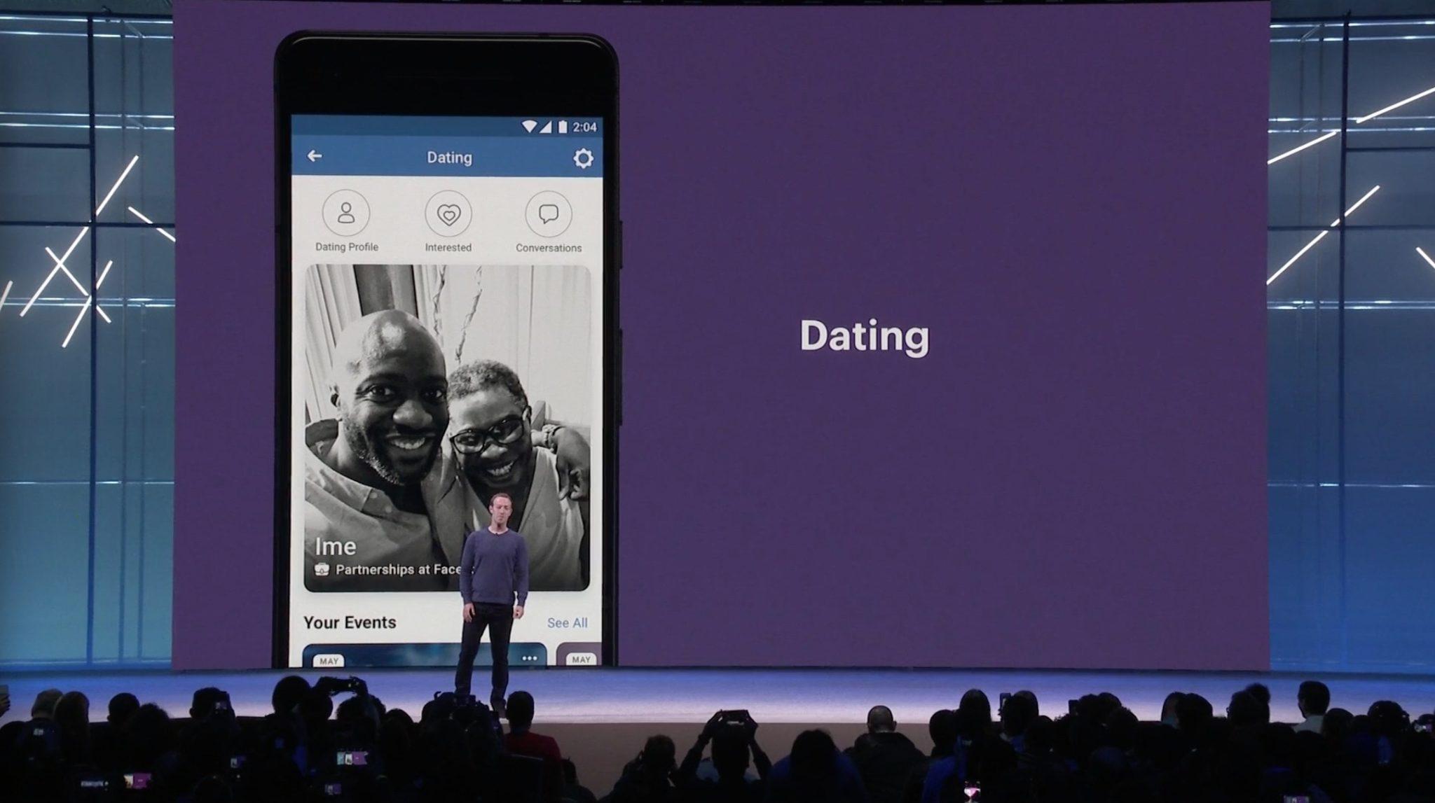 Nouveau site de rencontre facebook
