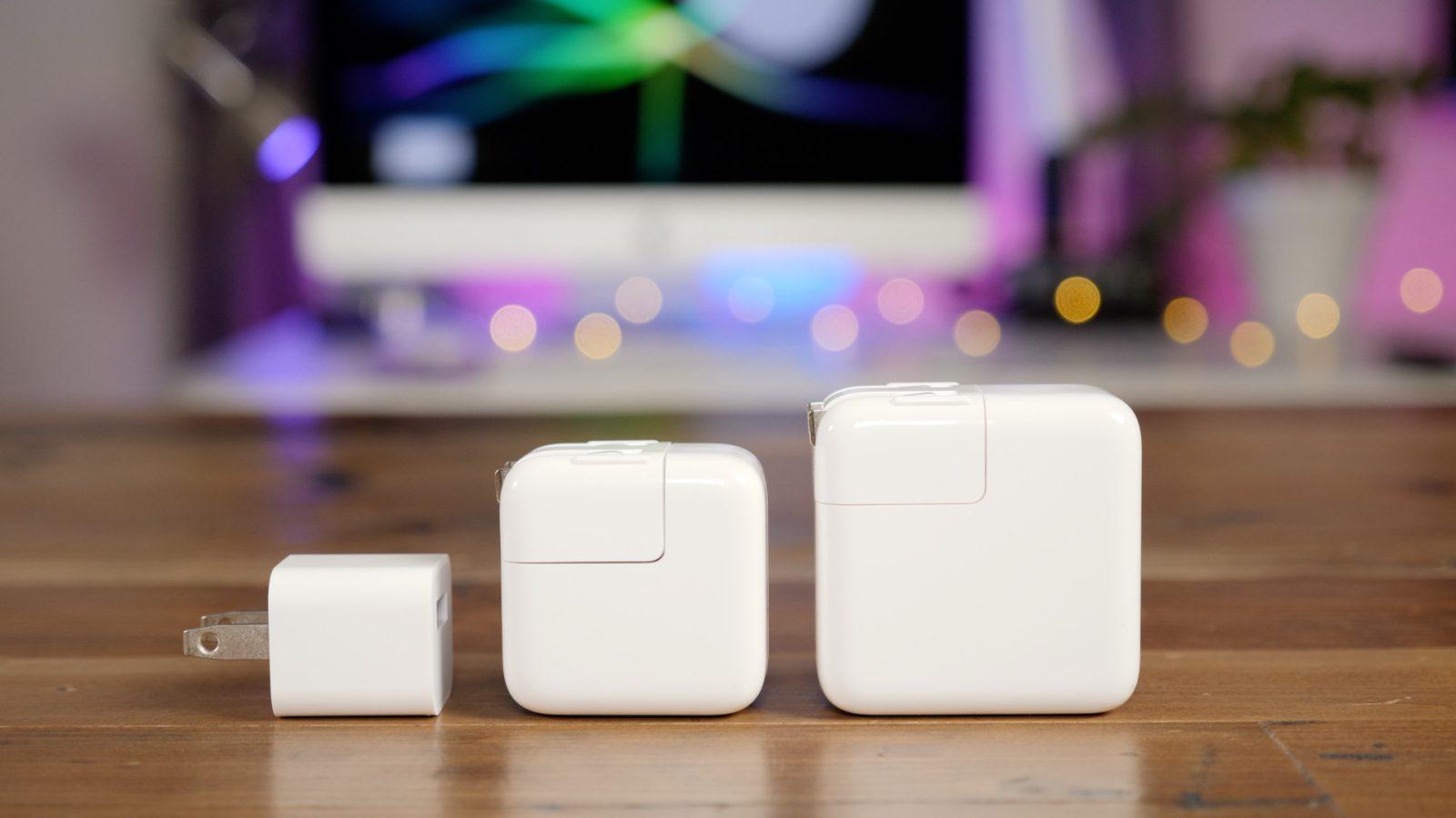 IPhone de 2018 : enfin un chargeur USB-C 18 Watts ?