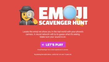 google-presente-chasse-au-tresor-avec-emojis-et-ia