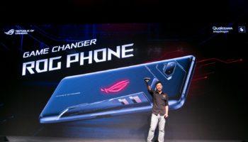 ROG Global Marketing Director, Derek Yu, reveals the most anticipated gaming smartph