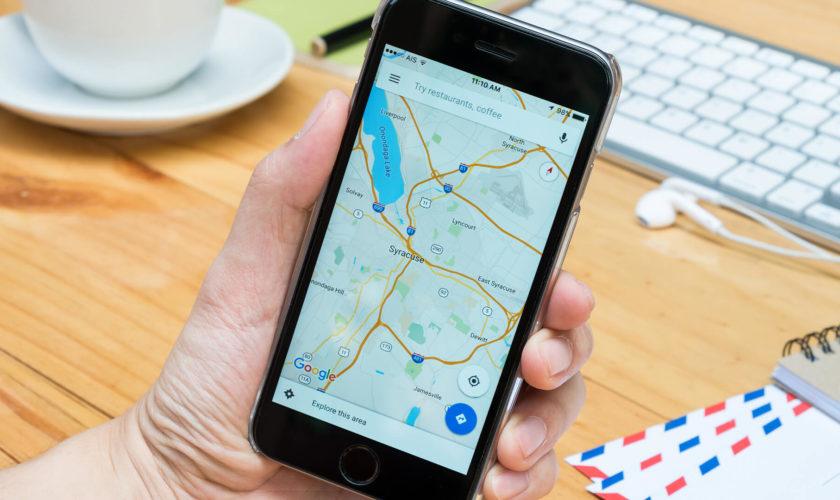 apple plans vs google maps vs waze quel est le meilleur. Black Bedroom Furniture Sets. Home Design Ideas