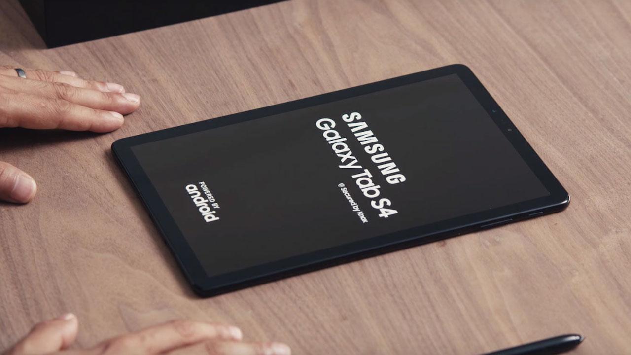 Samsung annonce et dévoile sa Galaxy Tab S4 !