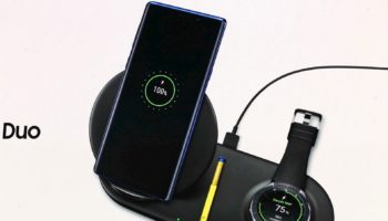 Wireless Charging Duo