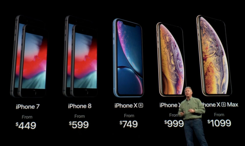 Apple-iPhone-XS-XS-Max-and-iPhone-XR-prices-and-release-dates