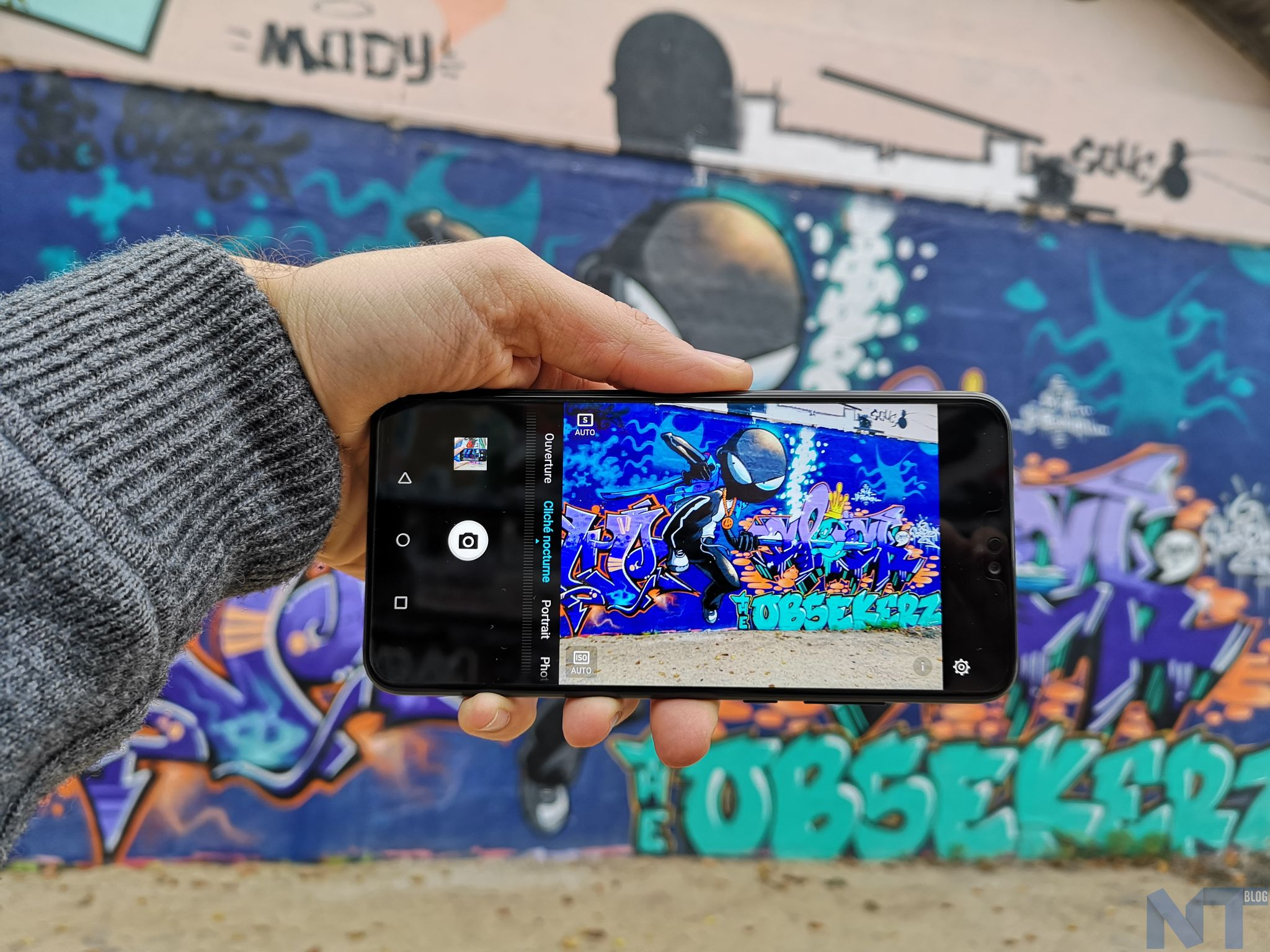 Noir Portefeuille Etui Housse pour Huawei Honor 8X HOOMIL Cuir Premium Coque pour Huawei Honor 8X Honor View 10 Lite,