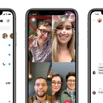 Messenger-4-Chat-Video-Call-Gradient-iOS