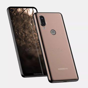 Motorola P40 : voici le nouveau flagship de Motorola
