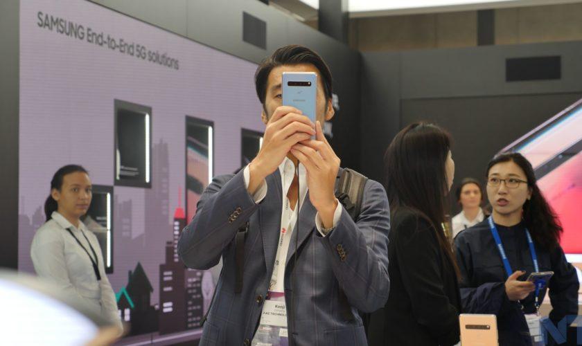 Samsung Galaxy S10 : sortie simultanée dans 70 pays