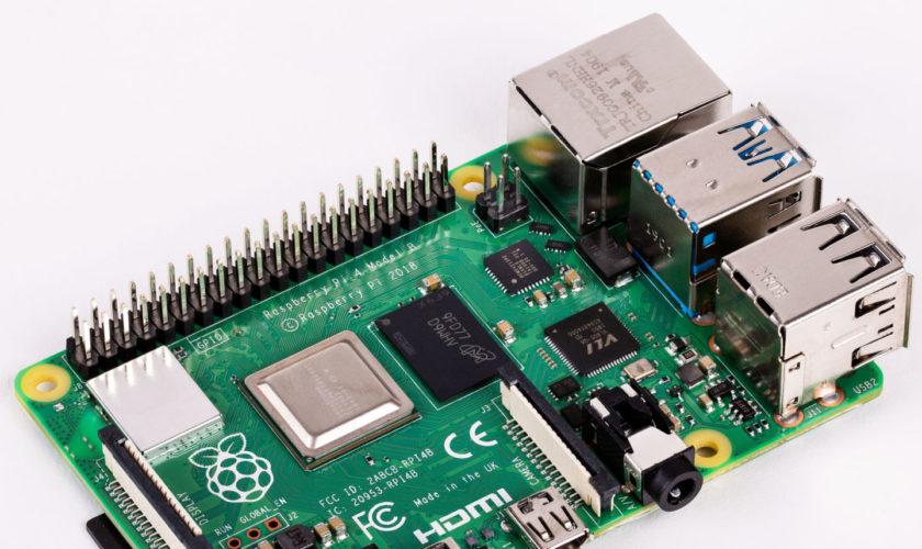 Raspberry Pi 4, un micro-ordinateur super performant à 35$