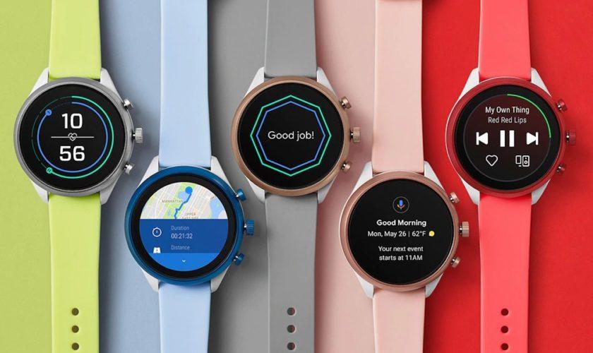 meilleures baskets 90a4c bfad2 La Fossil Sport 2 pourrait être la prochaine smartwatch Wear ...