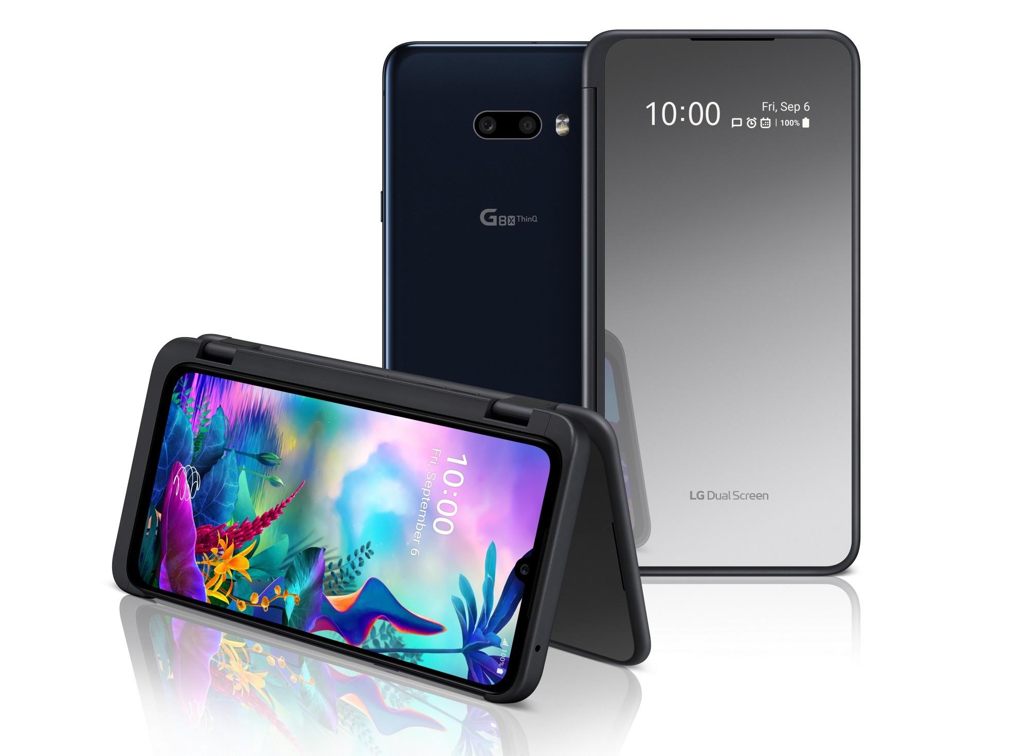 IFA 2019 : LG présente un second smartphone à double écran