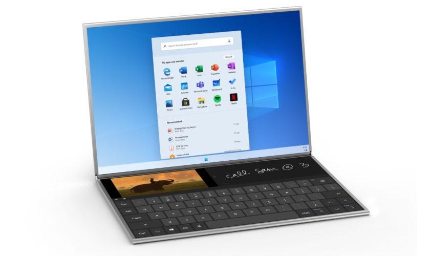 Microsoft a présenté son SDK Windows 10X