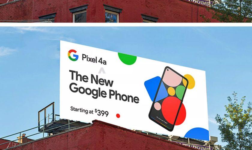 Le Pixel 4a sera proposé au même tarif que le 3a