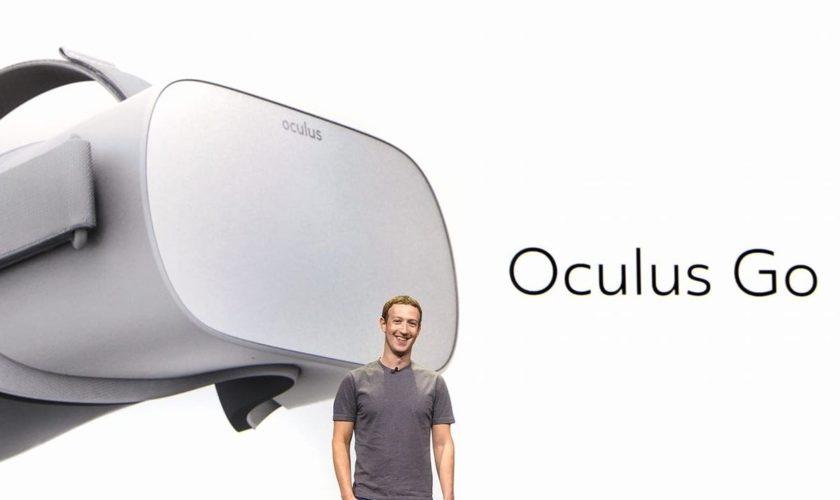 Oculus dit au revoir à son casque de réalité virtuelle Go