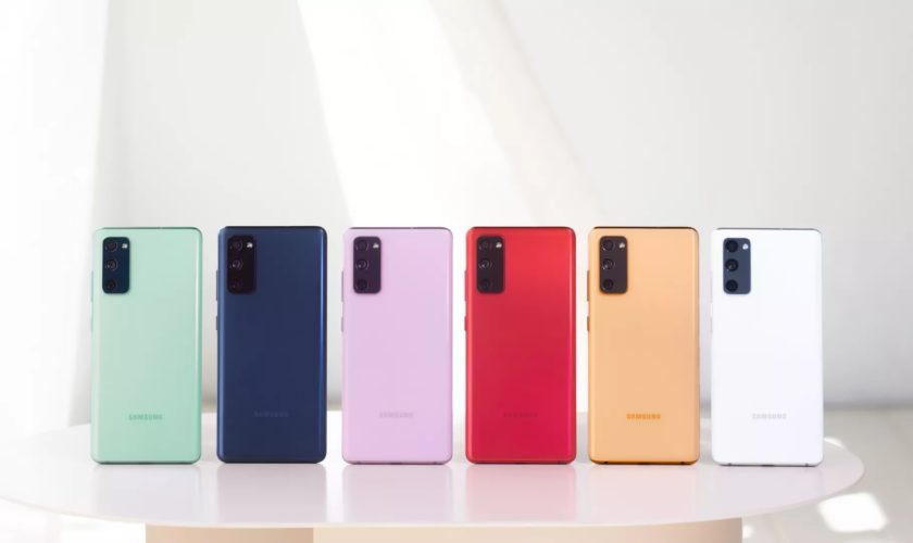Le Samsung Galaxy S20 FE est officiel