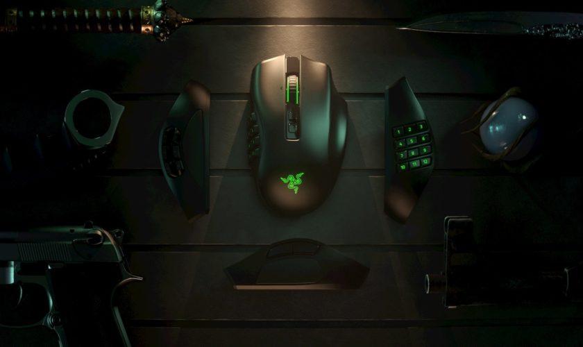 Razer Naga passe au sans fil - Actualités