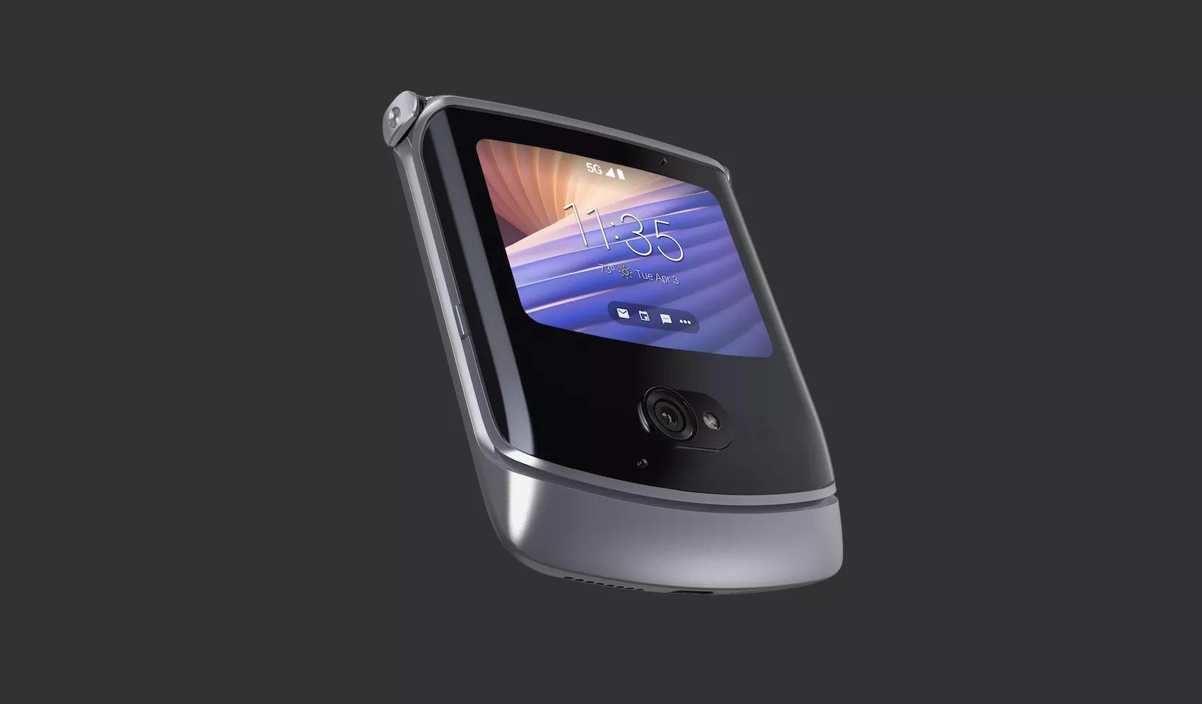 Motorola annonce officiellement son nouveau smartphone pliable, le Razr 5G