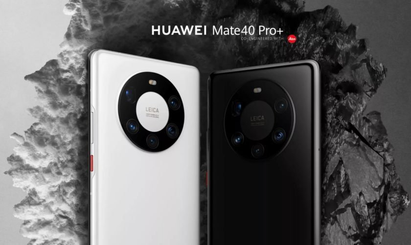 Huawei dévoile son