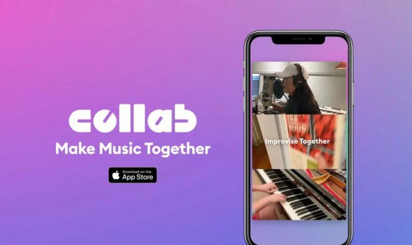 Facebook lance publiquement son application collaborative de vidéos musicales, Collab