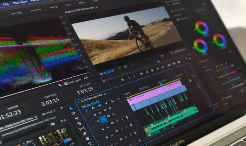 Mac M1 : Adobe Premiere Pro, Premiere Rush et Audition disponibles en bêta