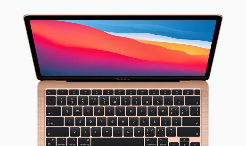 Apple prévoit une refonte majeure du MacBook Air (2021)