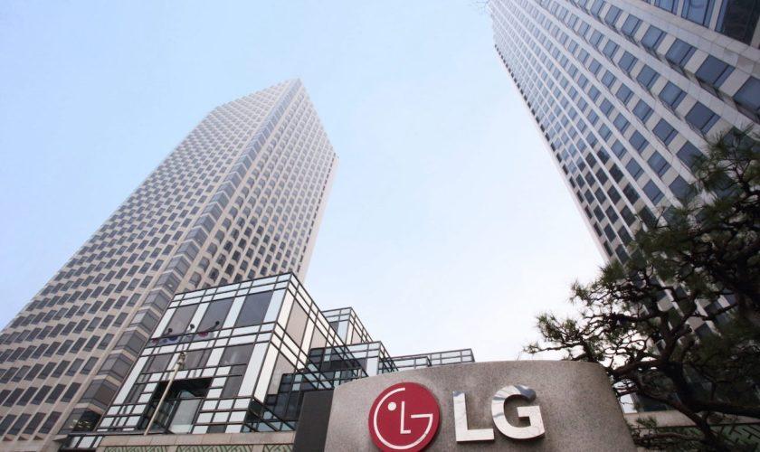 LG en discussion pour vendre sa division smartphone