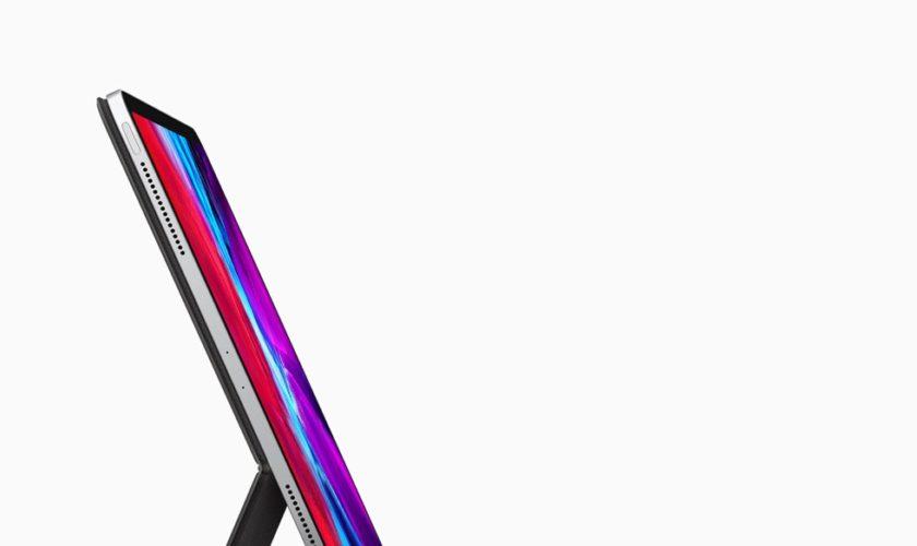 L'iPad Pro (2021) lancé avec un nouveau Magic Keyboard