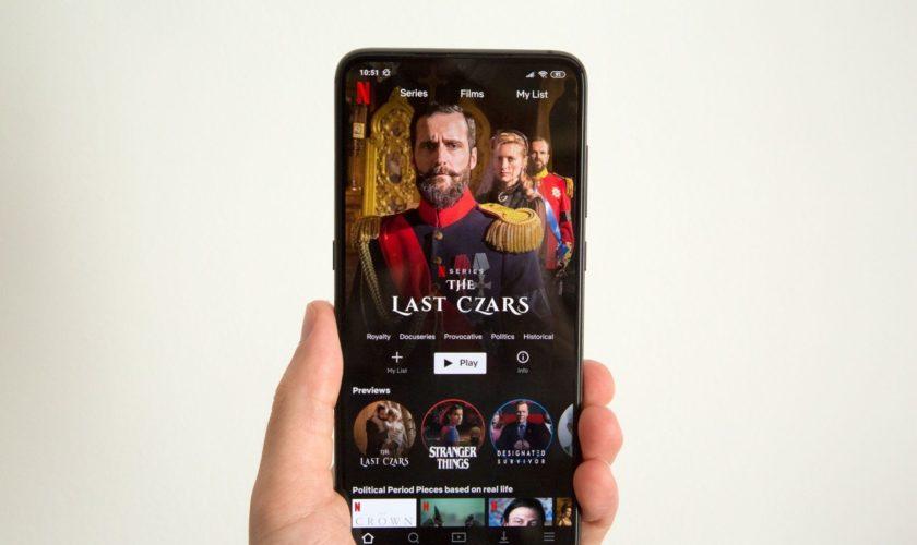 Netflix commence à tester un minuteur de mise en veille sur Android